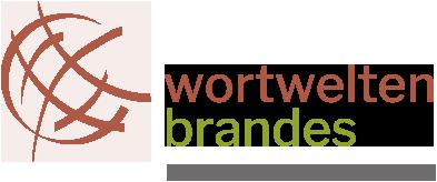 Wortwelten Brandes, Logo
