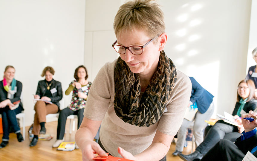 Interkulturelles Training für internationale Zusammenarbeit mit Trainerin Kerstin Brandes