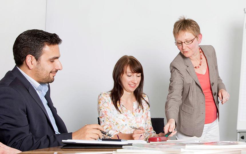 Sprachtraining Englisch mit Trainerin Kerstin Brandes